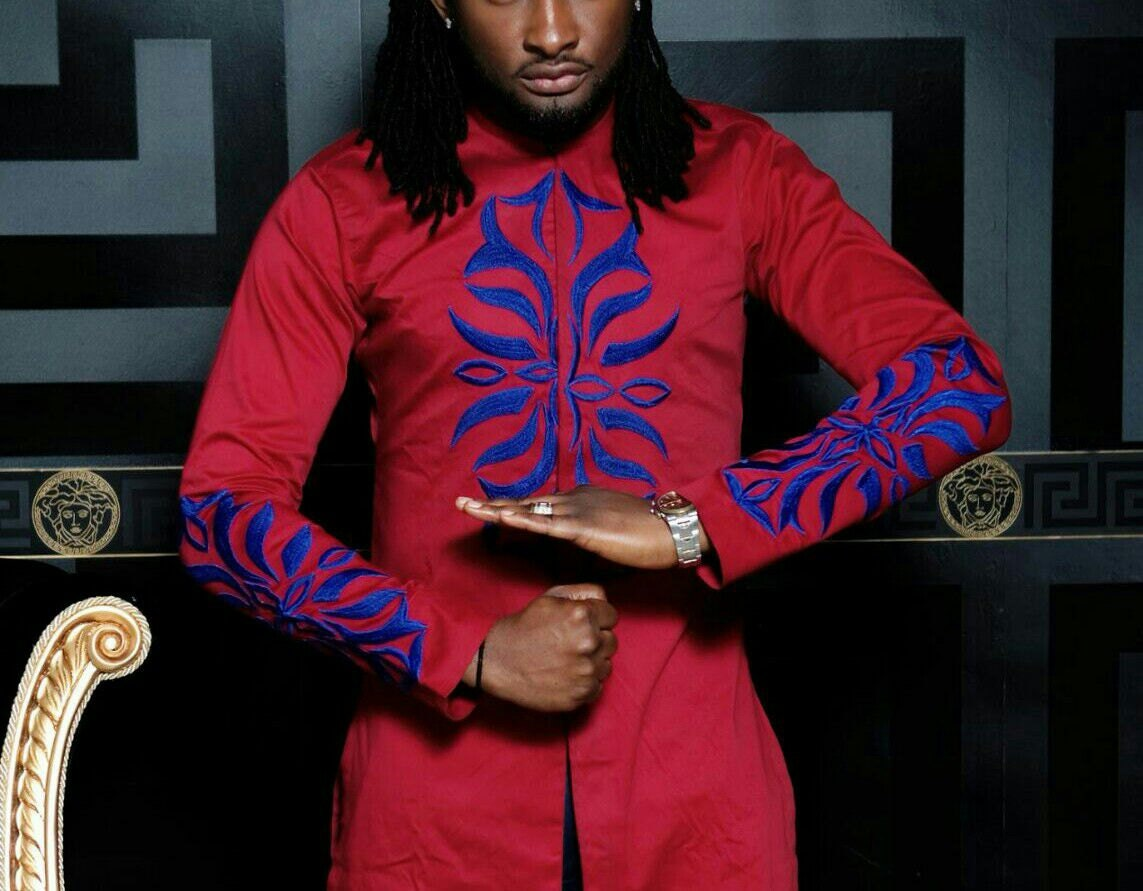 African Clothing for Men Mens African Suit African Print