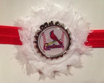 St. Louis Cardinals headband