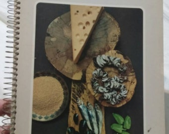 Time Life Foods of the World Recipes A Quintent of Cuisines Paperback Spiral Book