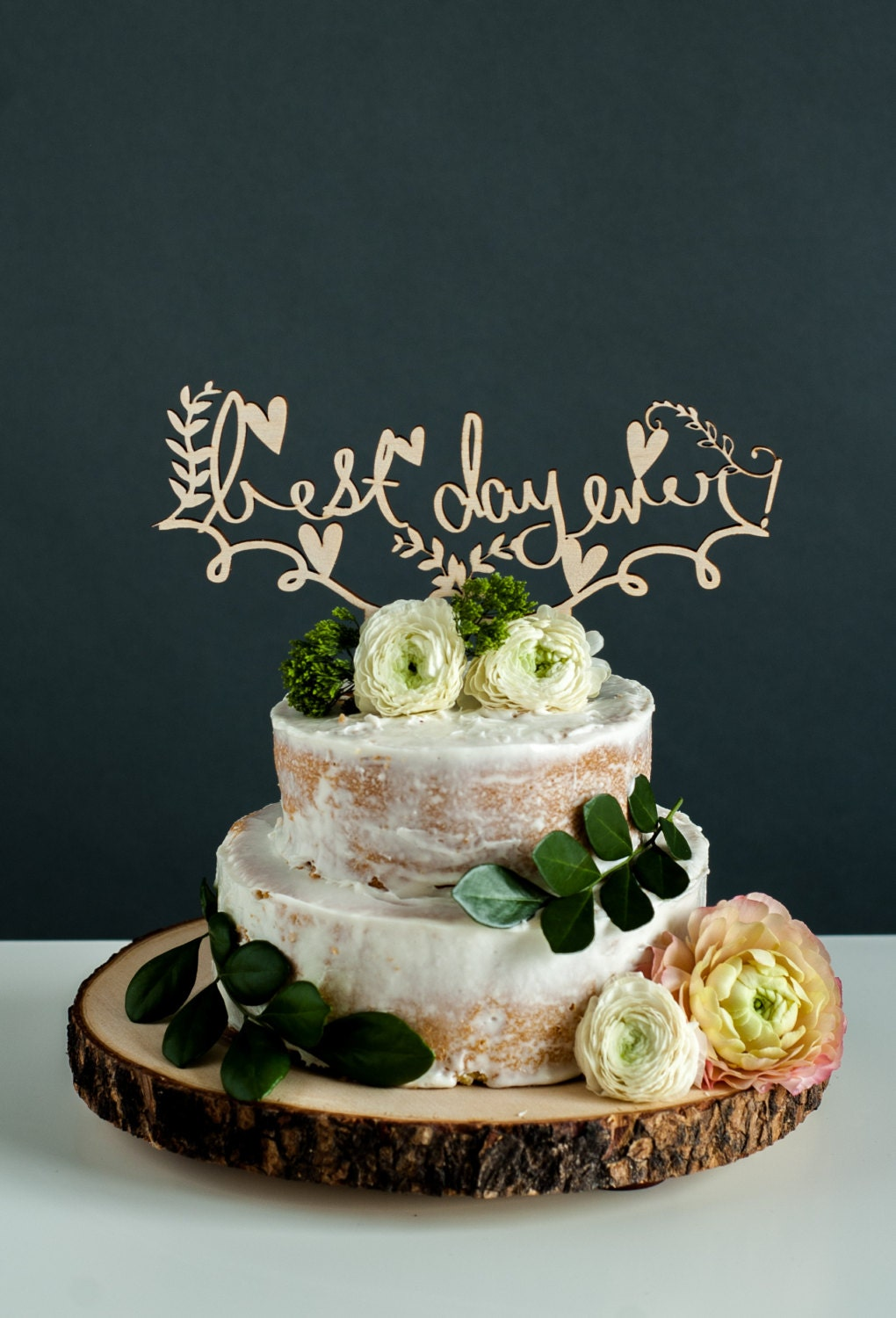 cut wedding cake laser cut wedding cake topper best day 13305