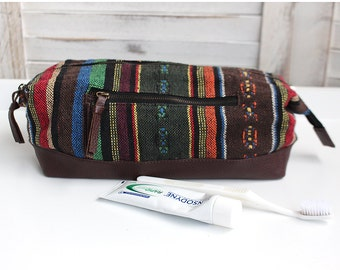 Toiletry Bag | Peru