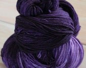 Blackberry Mann Creek Sock Yarn - Moon Stone Farm