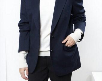 Harry Rosen vintage wool blazer