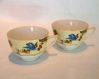 Vintage J Kent Cups Style - England