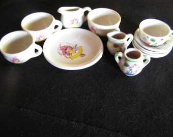 Vintage Doll Dishes