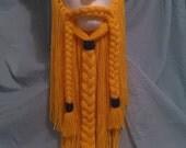 Viking Hat & Beard