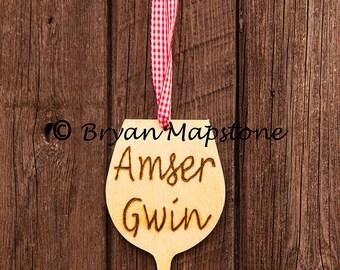 Amser gwin (Wine time)