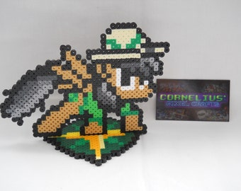 My Little Pony: FiM - Daring Do Bead Sprite