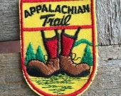Appalachian Trail  Voyager Vintage Travel Patch