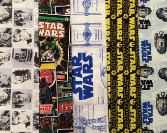 Choice of Star Wars Prints cross fit Wrist Wraps