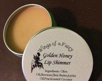 Golden Honey Lip Shimmer