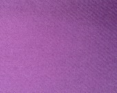 Violet Tudor Style Woollen Cloth - fabric sold by the half yard