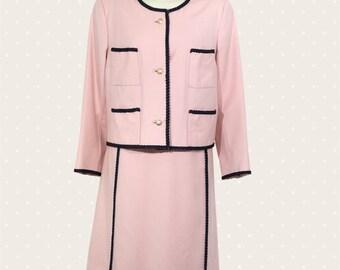 1960s Vintage woman suit