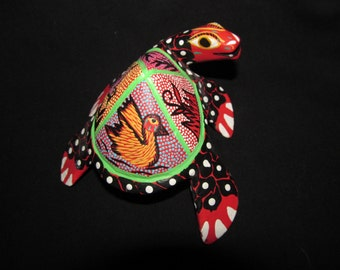 Collectible Folk Art Turtle