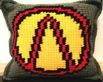 Coussin Borderlands/ coussin jeux vidéo/ Borderlands pillow/ video game pillow