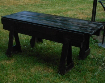 Stable table etsy for Local reclaimed wood