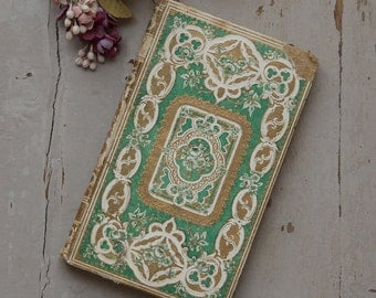 Antique French Book