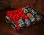 Zelda Minky Baby Blanket
