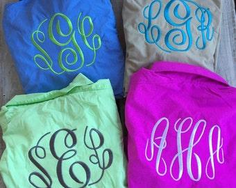 Monogrammed columbia fishing shirt pfg short long sleeve for Toddler columbia fishing shirt