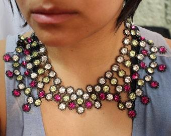 Mariana Australian crystal necklace
