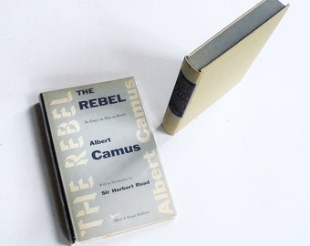 30 book essay in man rebel revolt v vintage The rebel: an essay on man in revolt (vintage international) published on june 30 camus' the rebel is the first book of his that i had the great pleasure of.