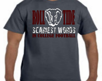 Roll Tide - Alabama Shirt