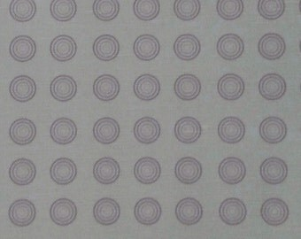 Orchid Circle Fabric
