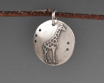 Giraffe totem-talisman-charm-amulet-spirit animal-power animal