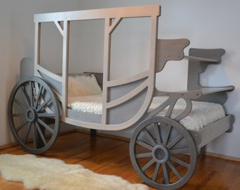 Stagecoach Bed