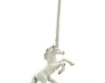 Iron Unicorn Ring Jewelry Holder