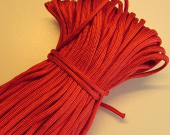 D-02775 - 2m Paracord 4mm red