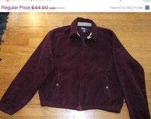 FREE SHIPPING Bonus 2 4 1 lot Mens Vintage PoLO Ralph Lauren Fleece Jacket Coat w Logo sz large