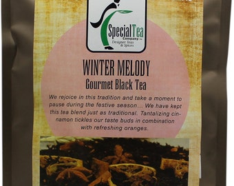 Winter Melody Black Tea - 20 Tea Bags