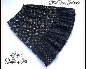 Ruffle Skirt Size 6