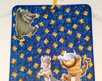 Where the Wild Things Are Magnet Board
