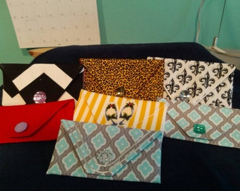 Cotton pouches - FREE SHIPPING