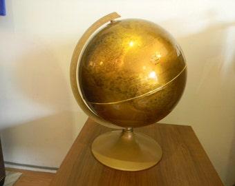 Golden Globe of the Earth from Korea