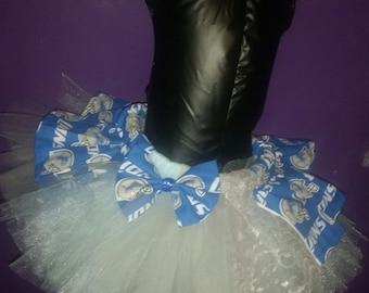 Character overlay skirt
