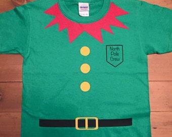 Christmas Elf T-Shirt, Elf,
