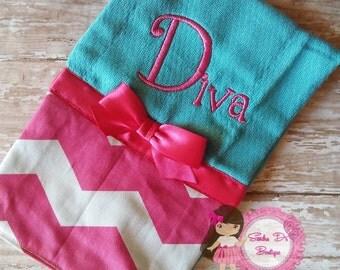 Diva Burp cloth