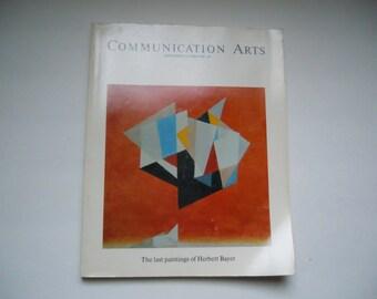 Communication Arts Magazine, Volume 30, No. 5 Sept./Oct., 1988