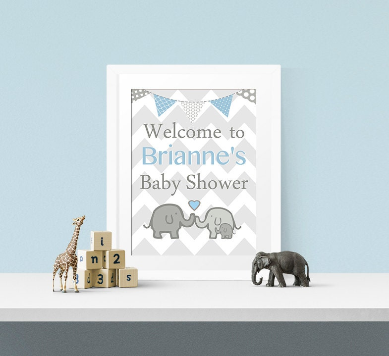 elephant baby shower decorations elephant baby shower sign