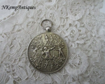 Old sports medal/pendant
