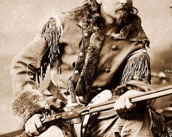 Buffalo Bill.- Photo Print