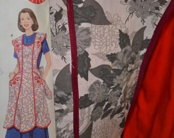 Handmade Vintage Style Apron