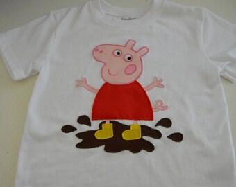 Peppa Pig Shirt/Onesie