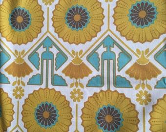 Joel Dewberry Fabric Modern Meadow Sunflower Sunglow BTHY Designer Fabric