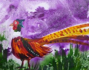 Fat Pheasant