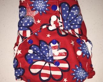 OS Cotton Cloth Diaper Cover