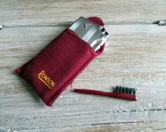 Ronson Lighter.